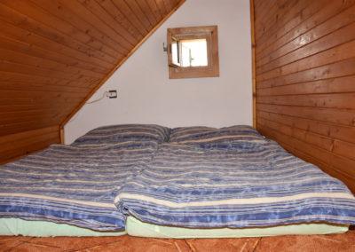 pokoj 1 podkrovní ložnička